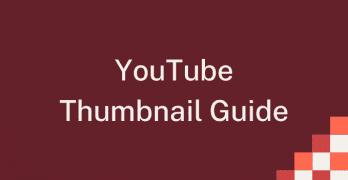 YouTube Thumbnail Guide